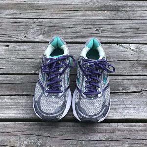 Brooks Womens Sneakers Ghost 7 Athletic Running